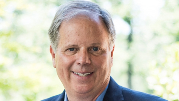 MOMENTUM: U.S. Senator Doug Jones Signs on as Co-Sponsor of the Equality Act