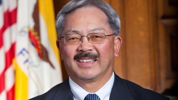 HRC Mourns the Death of San Francisco Mayor Ed Lee