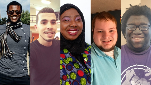National Foster Care Month: Meet Dameon, David, Marcus, Lucina & Timothy