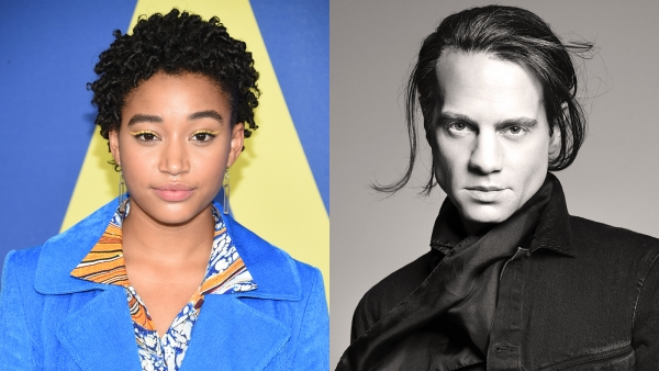HRC to Honor Amandla Stenberg and Jordan Roth at the 2019 HRC Greater New York Gala
