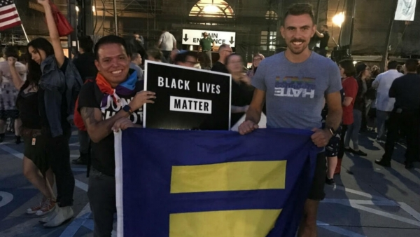 HRC Utah Joins Solidarity Rally After Violence in Charlottesville