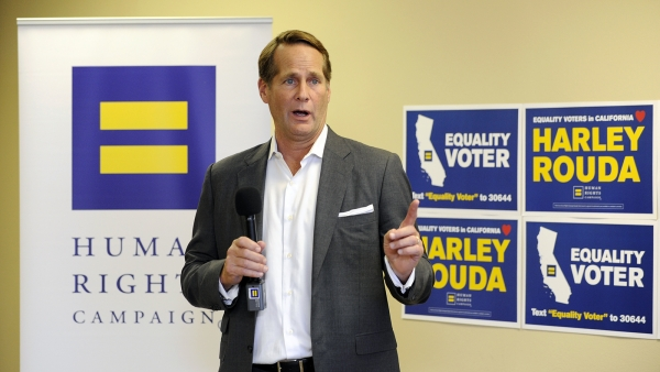 VIDEO: HRC Endorses Pro-Equality Candidate Harley Rouda for U.S. Congress