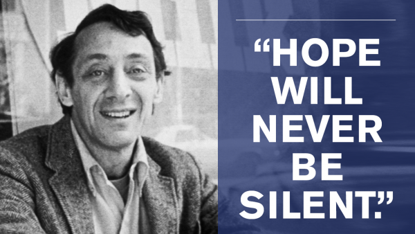 We Remember: Harvey Milk, Assassinated 39 Years Ago