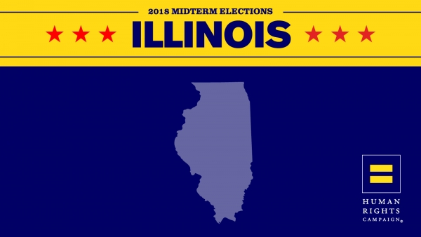 Victory for HRC-Backed Candidates Pritzker, Casten, Underwood in Historic Illinois Election