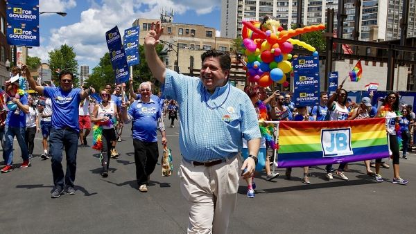 Human Rights Campaign Endorses J.B. Pritzker for Governor of Illinois