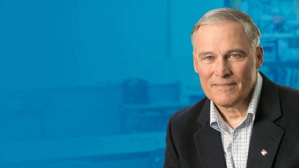 HRC Endorses Gov. Jay Inslee for Reelection