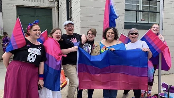 Wisconsin Rep. JoCasta Zamarripa Hosts HRC Wisconsin's First Twitter Takeover on #BiVisibilityDay