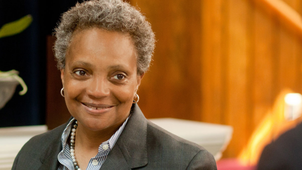 VICTORY! HRC-Backed Lori Lightfoot Elected Chicago's First Openly LGBTQ and Black Female Mayor