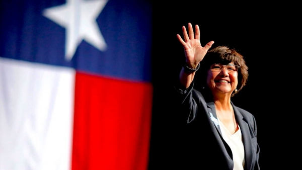 HRC Endorses Lupe Valdez in Her Historic Bid for Governor of Texas