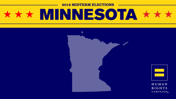 Victory for HRC-Backed Candidates Tina Smith, Amy Klobuchar and Angie Craig in Historic MN Election