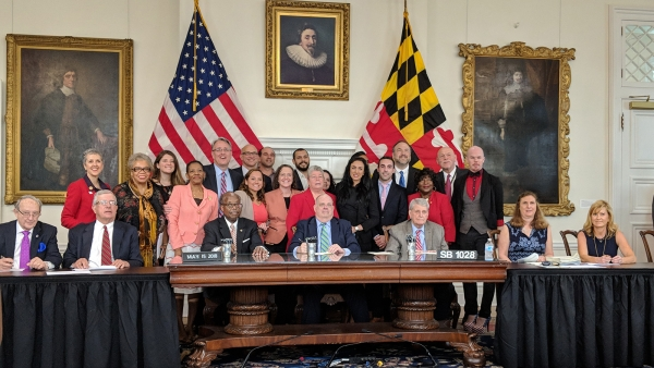 "VICTORY! Maryland Enacts Legislation Protecting LGBTQ Youth from Abusive ""Conversion Therapy"""