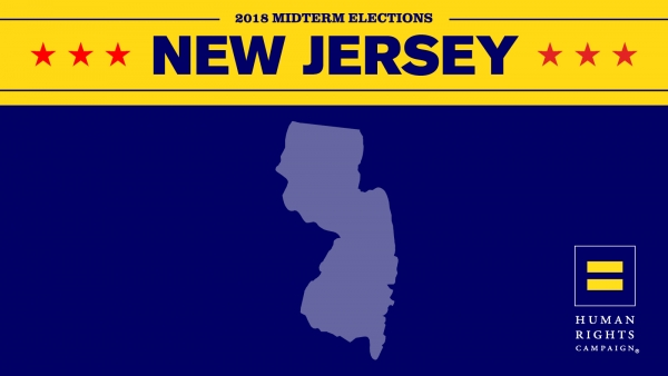 Victory for HRC-Backed Candidates Tom Malinowski and Mikie Sherrill in Historic New Jersey Election