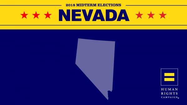 Victory for HRC-Backed Candidates Jacky Rosen and Steve Sisolak in Nevada