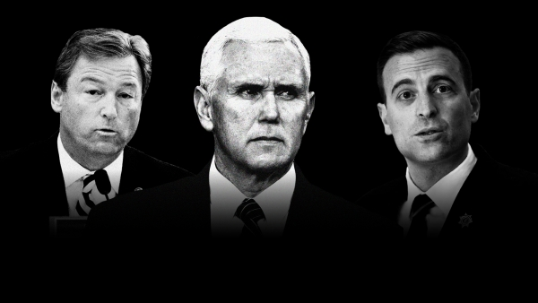 Pence, Heller and Laxalt Bring Dangerous and Politically Toxic Anti-LGBTQ Attacks to Nevada