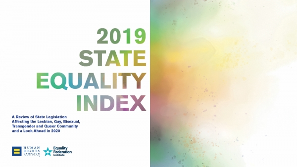 Michigan's LGBTQ Laws Rated in HRC's Annual State Equality Index