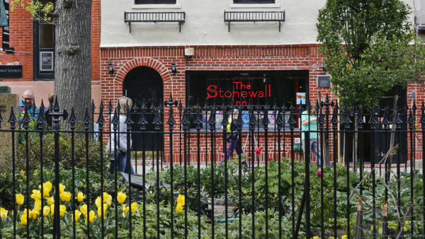 As Pride Month Concludes, the Legacy of Stonewall Endures