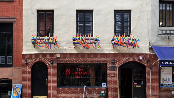 Fifty Years After Stonewall, HRC Commemorates the Riots That Helped Spark a Movement