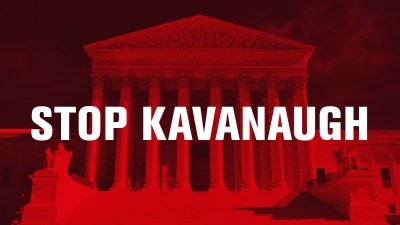 #SaveSCOTUS: Stop Kavanaugh