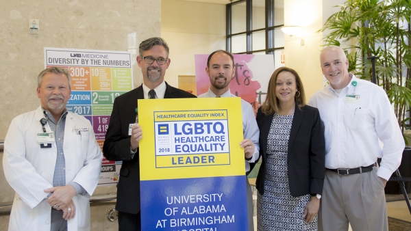 Alabama Hospital Celebrates Three Years of Health Care Equality Leadership