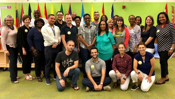 HRC's Welcoming Schools Conducts South Florida District-Wide Training