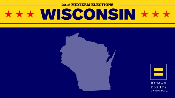 Victory for HRC-Backed Candidates Tammy Baldwin and Tony Evers in Historic Wisconsin Election
