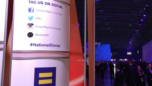 21st HRC National Dinner