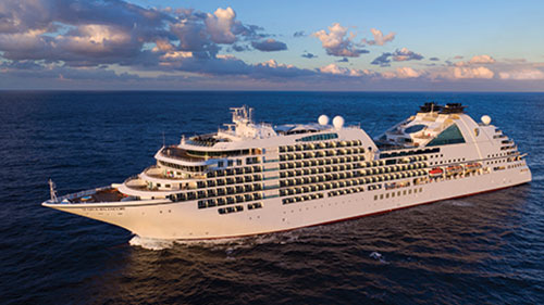 Seabourn Luxury Cruise Line; HRC National Dinner; Live auction