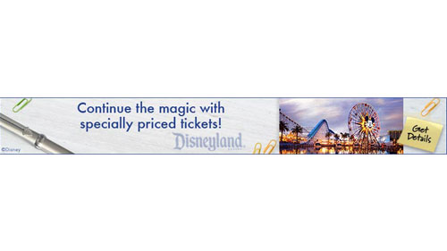 Disney; Time to THRIVE; discounted price