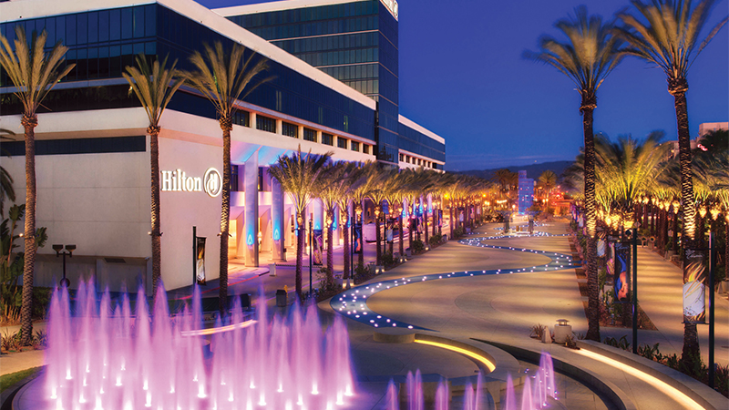 Time to THRIVE; Hilton Anaheim; Anaheim, California