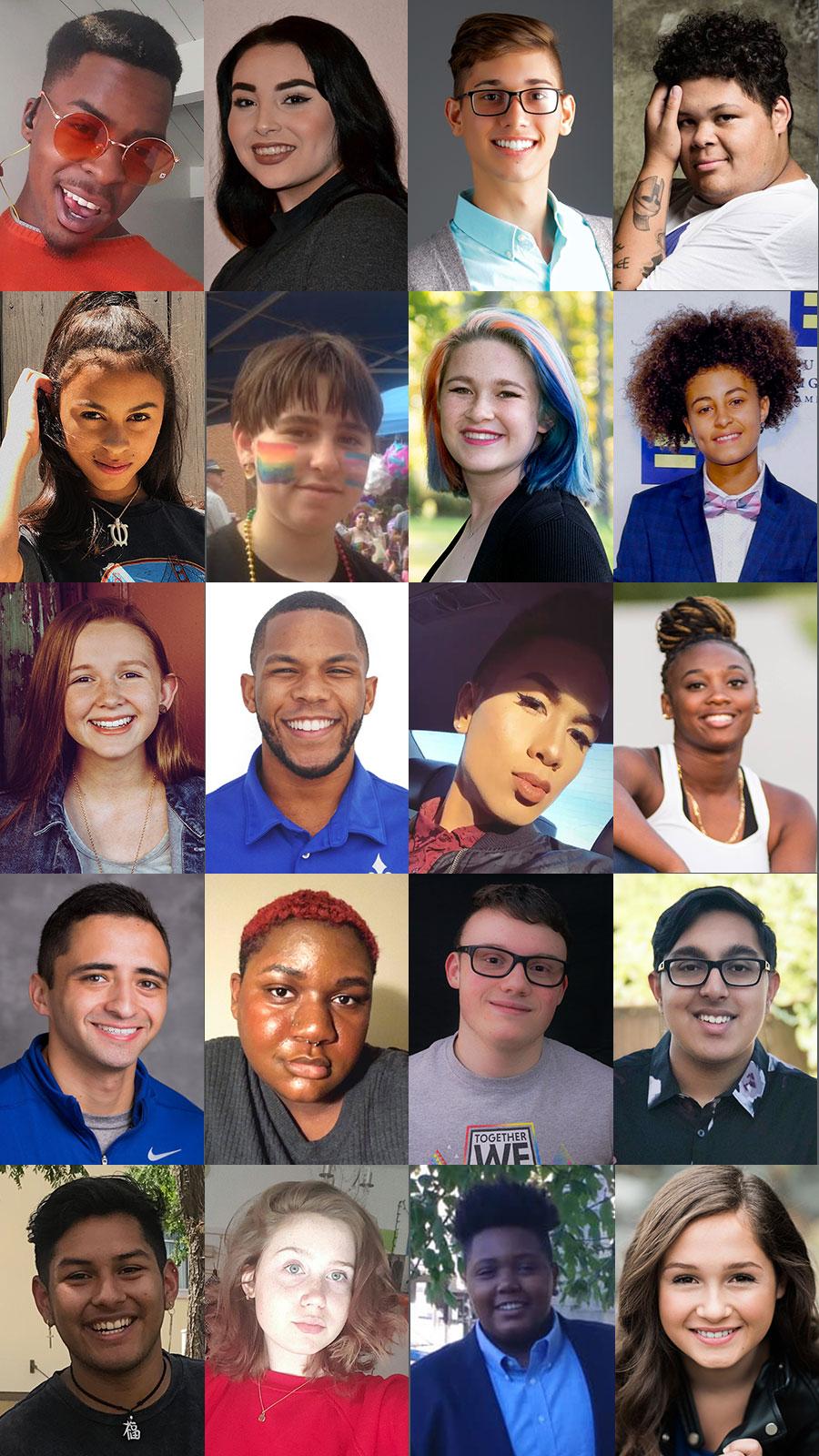 HRC Youth Ambassadors