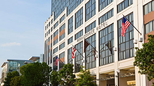 Time to THRIVE; Renaissance Washington, DC Downtown Hotel