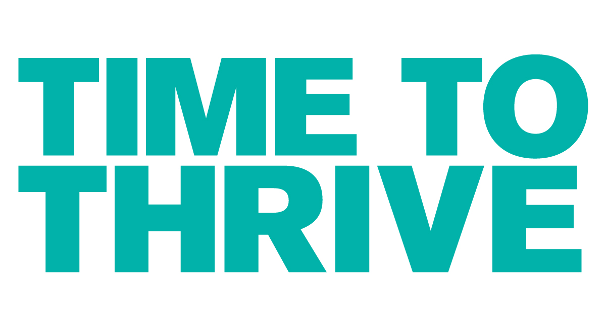 Registration Now Open | Time to THRIVE